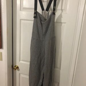 Oversized overalls from Urban Outfitters